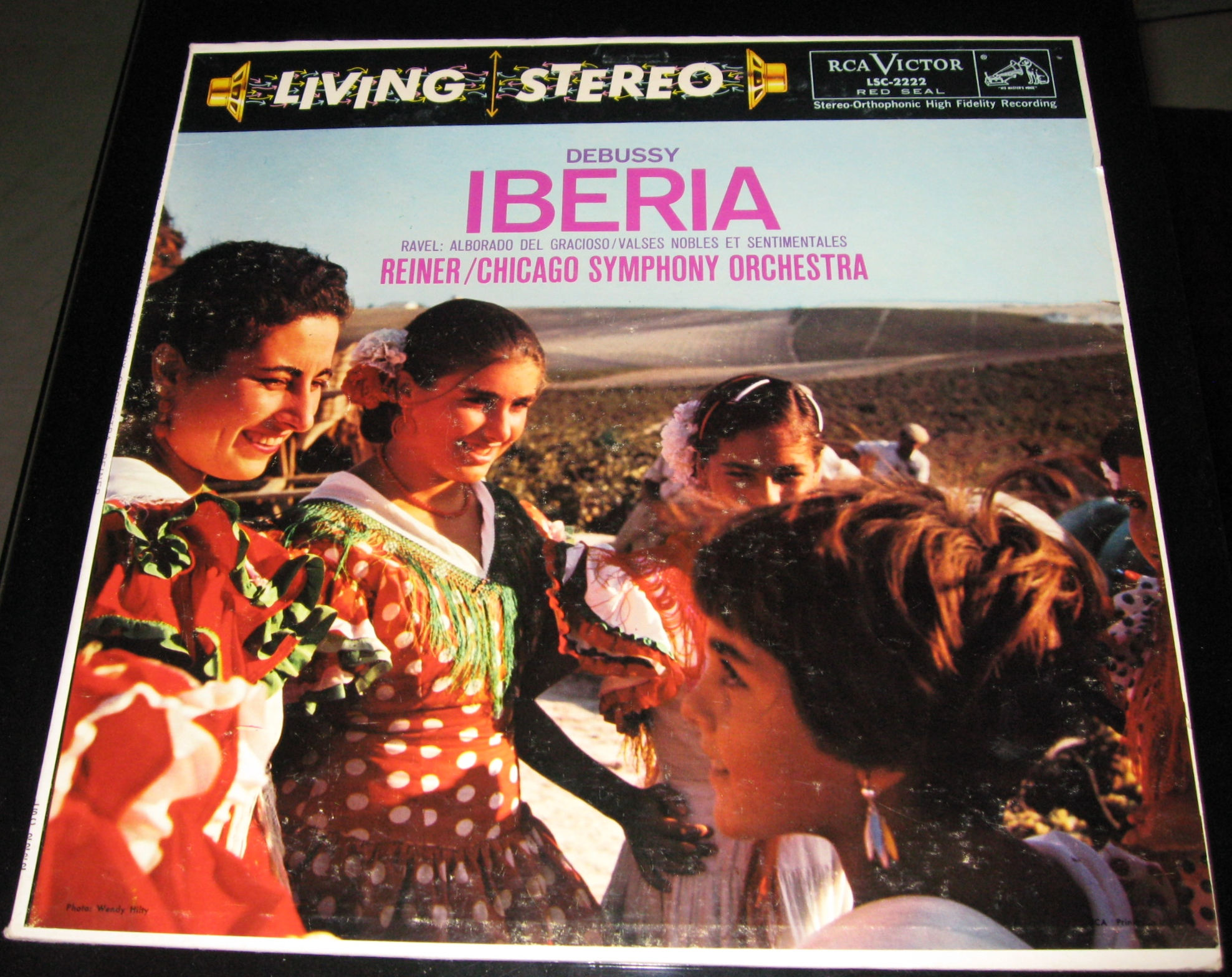 Iberia front cover