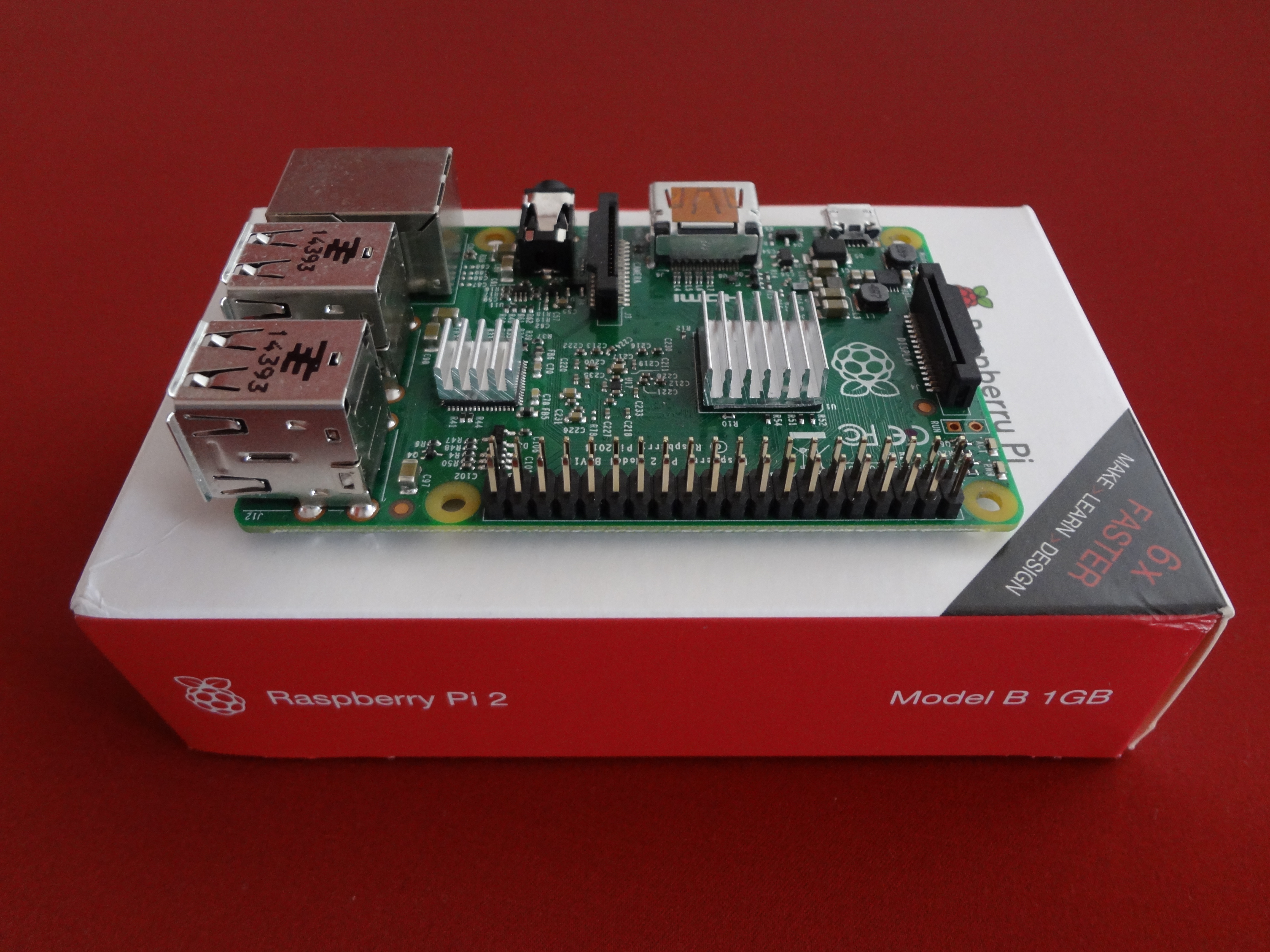 Review: Raspberry Pi 2 as Music Streamer | Part-Time Audiophile
