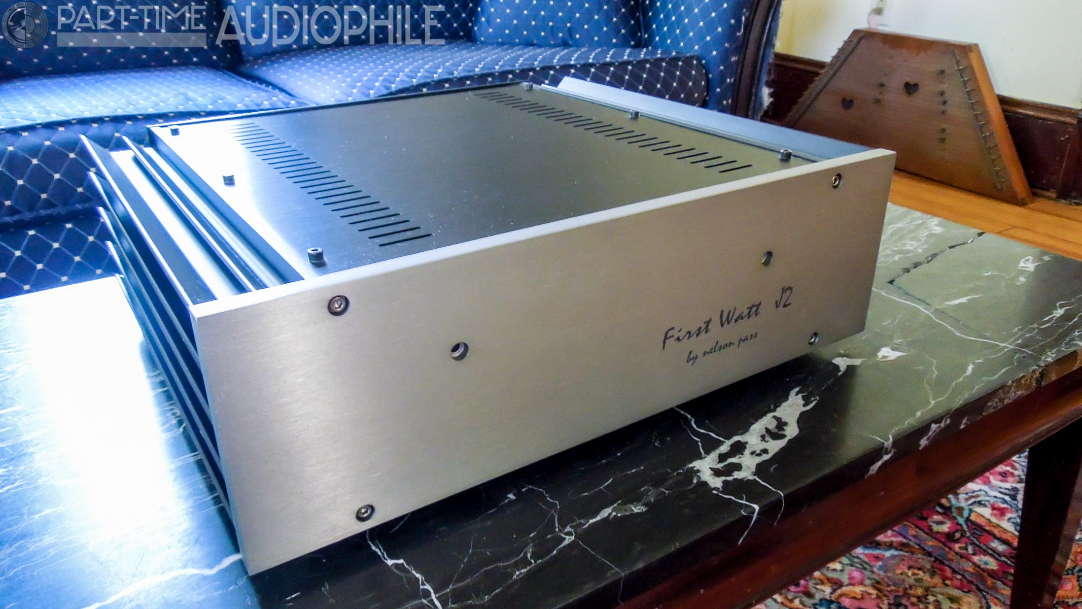Review: J2, SIT-1, and F7 First Watt amplifiers by Nelson