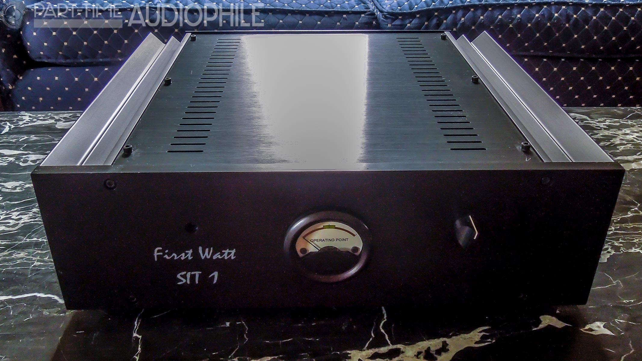 Review J2 Sit 1 And F7 First Watt Amplifiers By Nelson Pass How To Build Speach Amplifier Firstwatt 1074