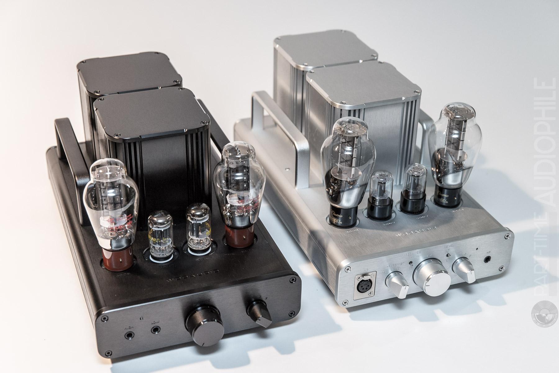 Review: Woo Audio WA5LE v2 vacuum tube headphone amplifier | Part