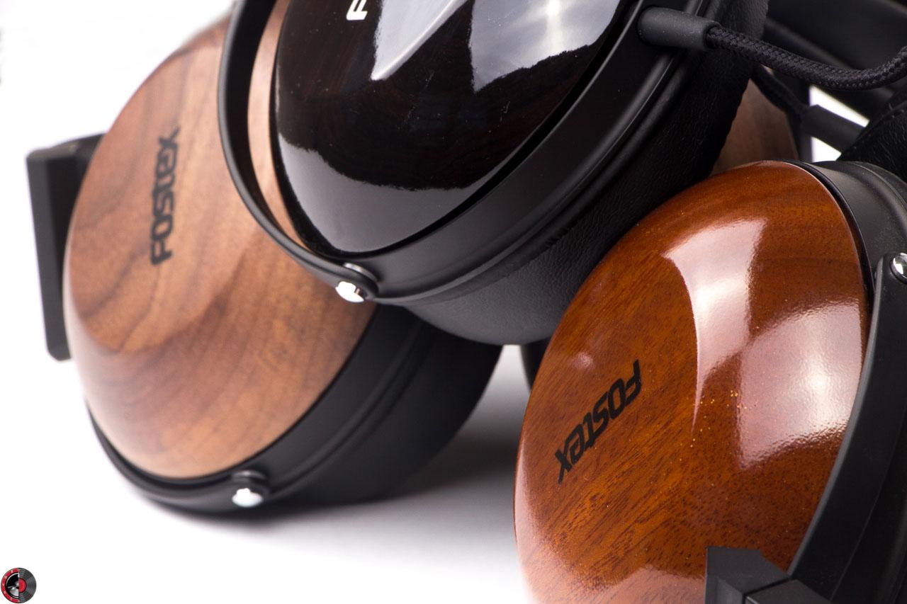 Review: Fostex TH-610, Massdrop TH-X00, and TH-X00 Ebony