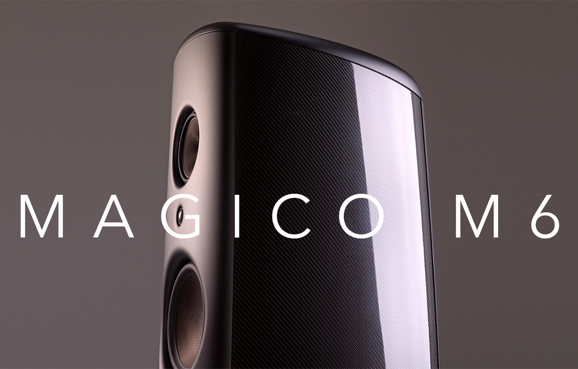 Magico to debut M6 at Tokyo International Audio Show
