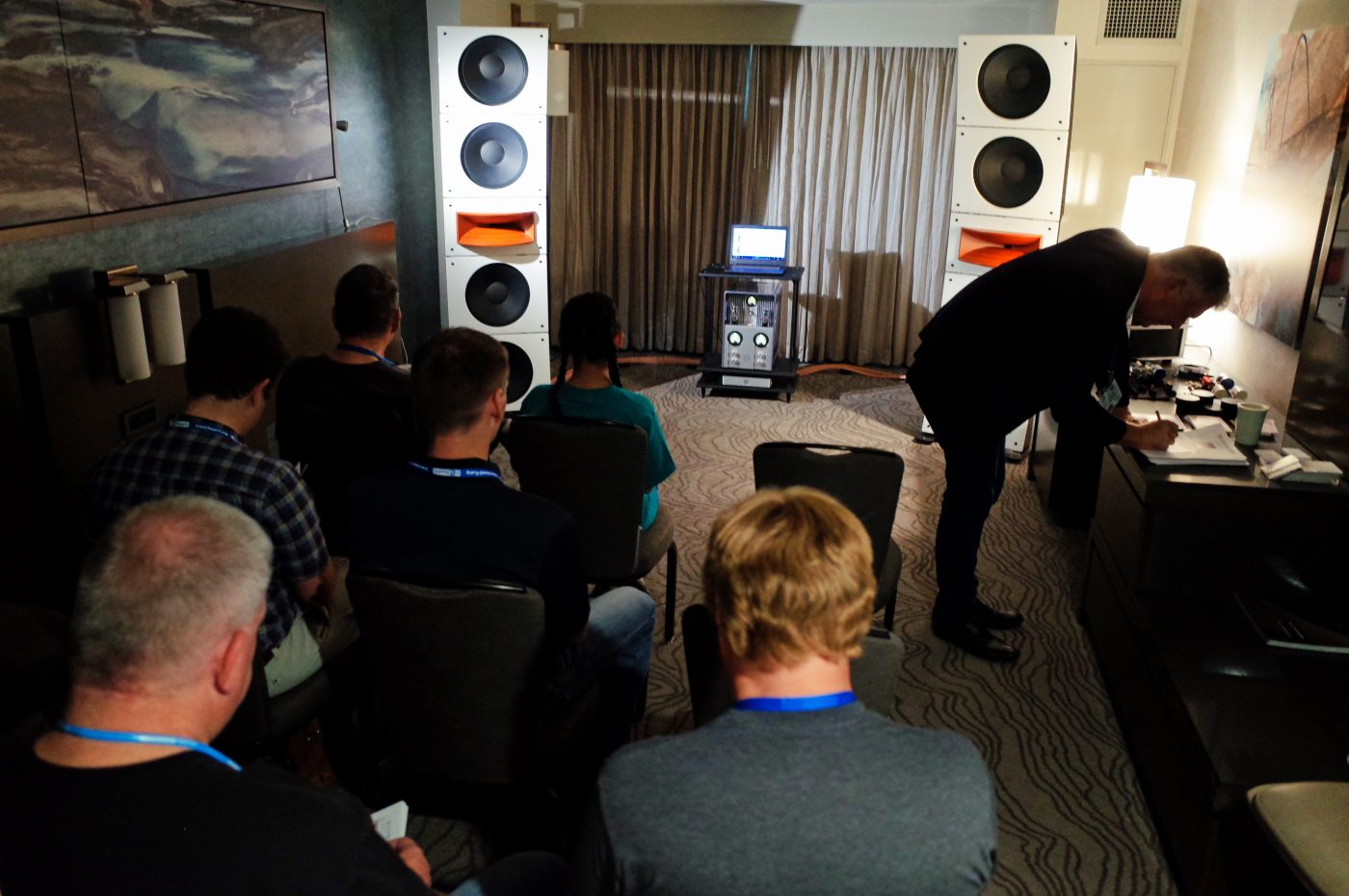 RMAF 2017: The Pure Audio Project, larger than life   Part-Time
