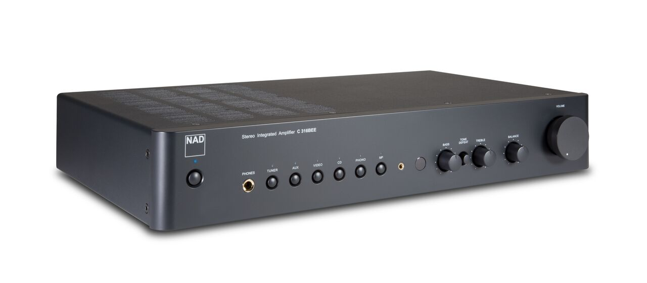 Munich High-End 2018: NAD completes makeover of classic