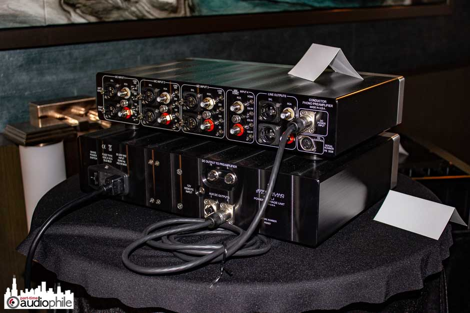 RMAF 2018: Jeff Rowland Design Group and the Ultimate Phono Pre for