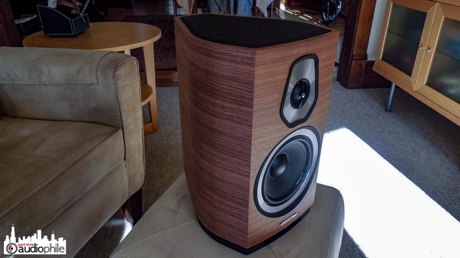 Sonus Faber Sonetto II Speakers | Review | Part-Time Audiophile