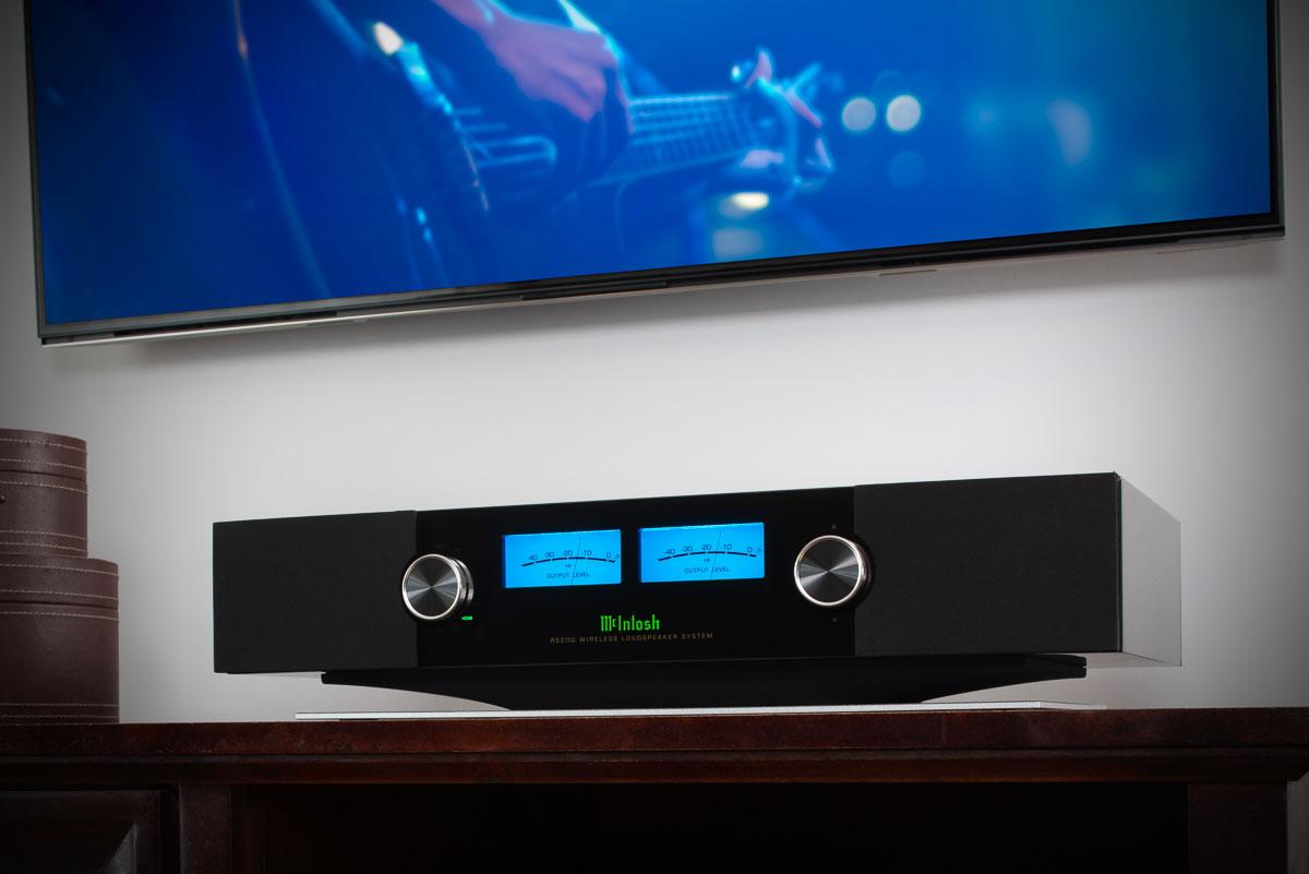 McIntosh Announces RS200 Wireless Loudspeaker System | Part