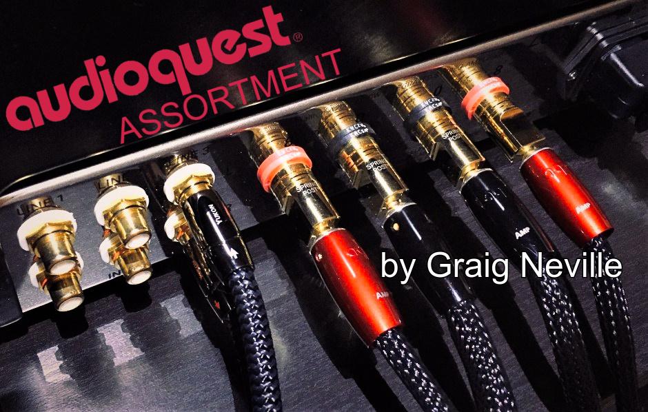 AudioQuest Assortment with Graig Neville | REVIEW