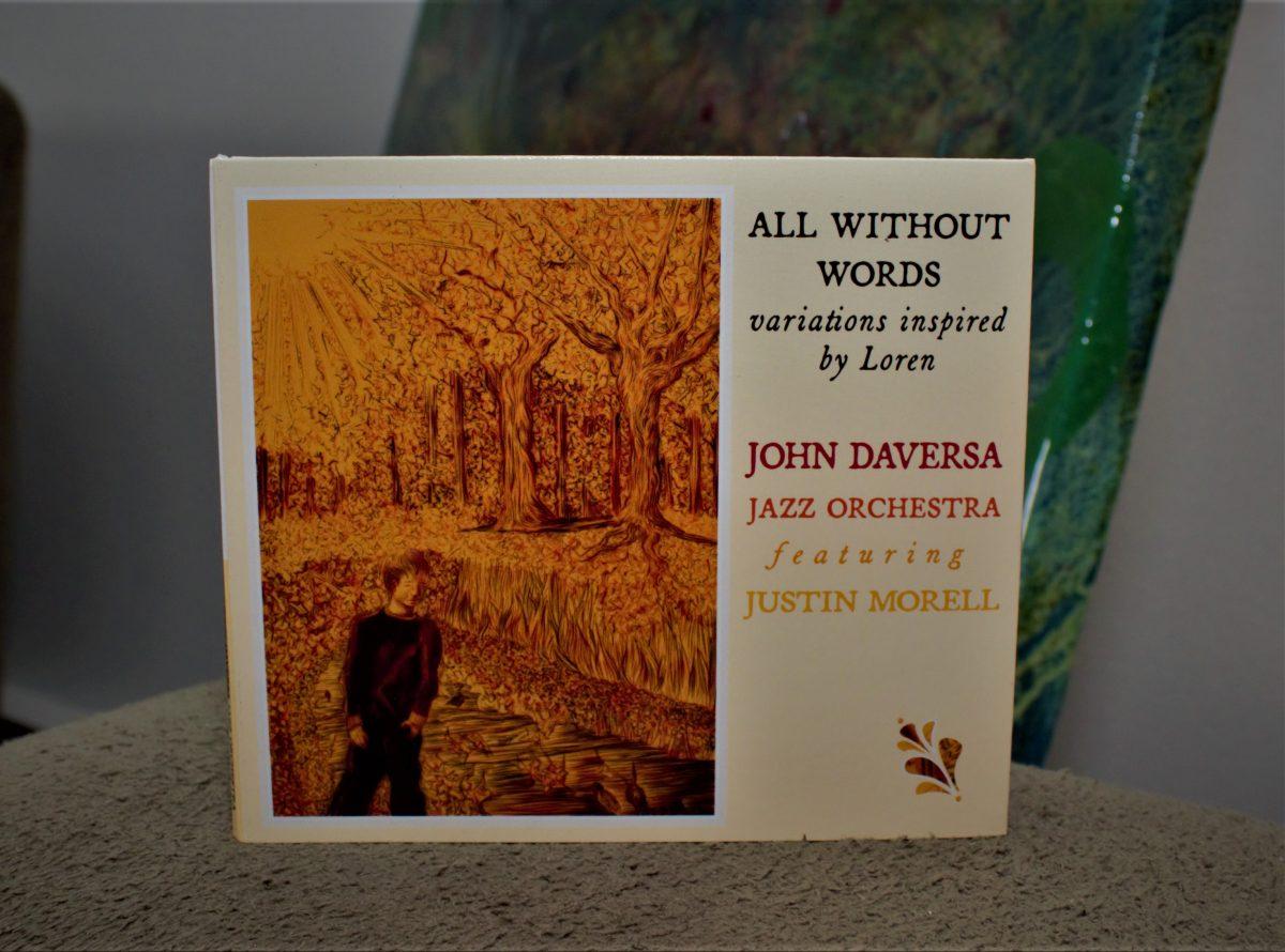 John Daversa Jazz Orchestra, All Without Words | The Vinyl Anachronist