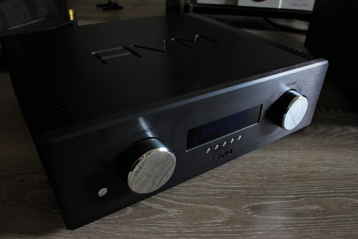 AVM Ovation 6.2 Master Edition Integrated Amplifier | REVIEW
