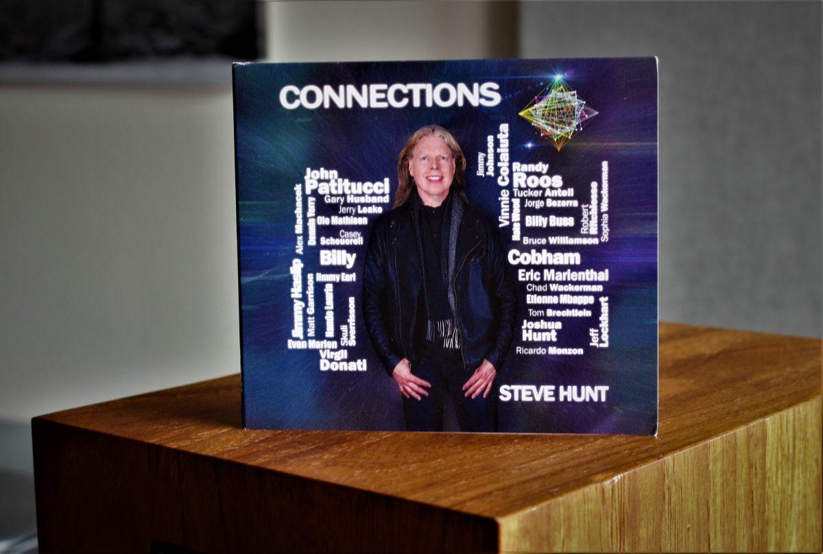 Steve Hunt, Connections | The Vinyl Anachronist